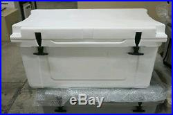 70QT! Frostbite Cooler White AWESOME HEAVY DUTY COOLERFree Ship