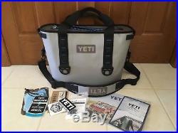Authentic Yeti Hopper 20 Soft Cooler Excellent Condition