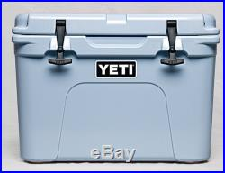 Authentic Yeti Tundra 35 Quart Cooler Yt35 Blue Brand New In The Box! Ice Chest