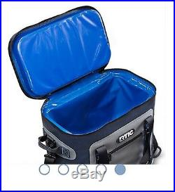 BRAND NEW RTIC SoftPak 40 Compare to YETI Soft Pack Cooler Flip Hopper