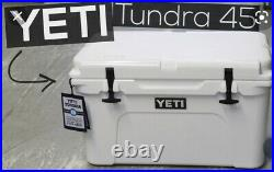 BRAND NEW YETI 45qt Cooler Free FAST Shipping SEVERAL COLORS White/Coral/Seafoam