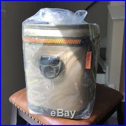 BRAND NEW YETI Hopper Flip 8 Cooler in Discontinued Tan & Orange Color