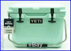 BRAND NEW YETI Roadie 20 Cooler SEAFOAM Free Shipping! YR20SF Ice Chest