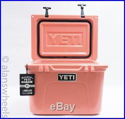 BRAND NEW YETI Roadie 20 Quart Cooler Coral Free Shipping