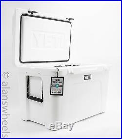 BRAND NEW YETI Tundra 105 Quart Cooler White Free Shipping! YT105W