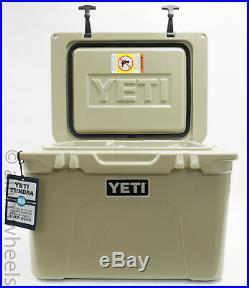 BRAND NEW YETI Tundra 35 Cooler Tan Free Shipping. YT35T