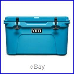 BRAND NEW YETI Tundra 45 Cooler Reef Blue YT45RB Free Shipping