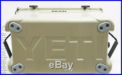 BRAND NEW YETI Tundra 45 Cooler Tan YT45T Free Shipping