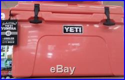 BRAND NEW YETI Tundra 45 Quart Cooler CORAL YT45C Limited Edition