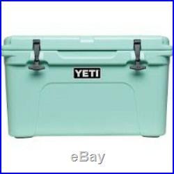 BRAND NEW YETI Tundra 45 Quart Cooler SEAFOAM YT45S Free Ship