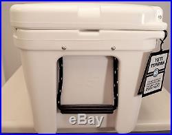 BRAND NEW YETI Tundra 45 Quart Cooler WHITE Free Shipping! YT45W