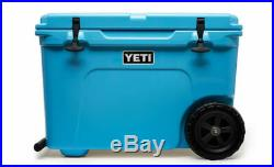 BRAND NEW YETI Tundra Haul Cooler REEF BLUE Free Shipping! YTHAUL