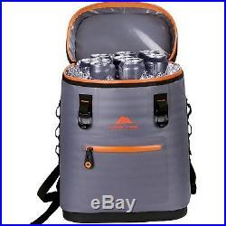Backpack Cooler Icebox Soft Side Outdoor Yeti Killer Hopper Ozark Trail