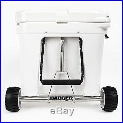 Badger Wheels Cooler Single Axle for Yeti Tundra 35-160 Accessories Brand New