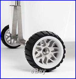 Badger Wheels Single Axle for Yeti Tundra 35-160 Cooler Accessories, New