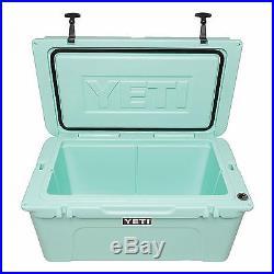 Brand NEW YETI Tundra 65QT Hard-Sided Cooler SEAFOAM Heavy duty leakproof