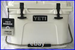 Brand New In Box- Yeti Roadie 20 Cooler White