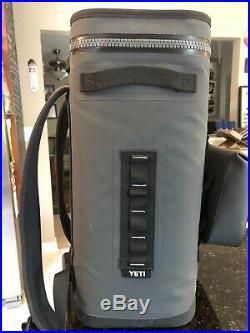 Brand New Yeti Cooler Backpack Hopper Backflip 24 Soft Cooler