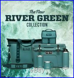 Brand New Yeti Cooler Tundra 65 new River Green color