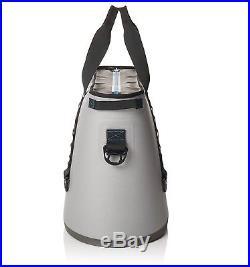 Brand New Yeti Hopper 40 Soft Side Portable Cooler Fog Gray / Tahoe Blue