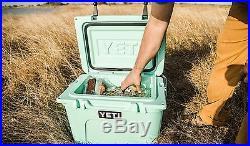 Brand New Yeti Roadie 20 Quart Hard Side Cooler Sea Foam