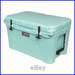 Brand New Yeti Tundra 45 qt Seafoam Green Cooler Heavy Duty Extra thick YETI45