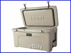 Brand New Yeti Tundra Tan 75 QT COOLER IN BOX