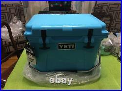 Brand New yeti roadie 20 cooler Reef Blue