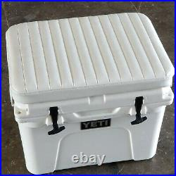 Cooler Seat Cushion for Yeti 24 Roadie Cooler (Cushion Only) Made In The USA