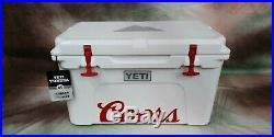 Coors Light Summer Yeti Tundra 45 Cooler