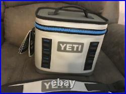 Coors Light Yeti Hopper Flip 8 Soft Cooler -FOG GREY NWT