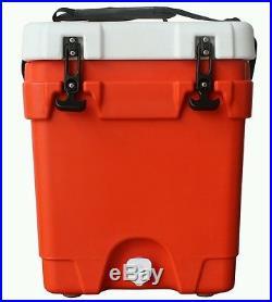 DROP PRICE! 20QTFrostbite cooler/Water Cooler Orange&White Free Ship