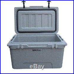 FREE Shipping 65Qt Siberian Cooler Classic Series Ice Chest- SC-65-G