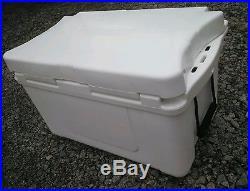 Frostbite Cooler 48QT White L28W16.25H16.5 Free Ship