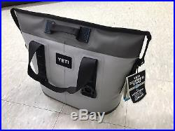 Genuine Yeti Hopper 2 20 Gray Cooler Bag