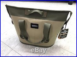Genuine Yeti Hopper 2 20 Tan Cooler Bag
