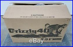 Grizzly 40 Quart Pacifico Beer Cerveza Branded Cooler Ice Chest Yeti Qt