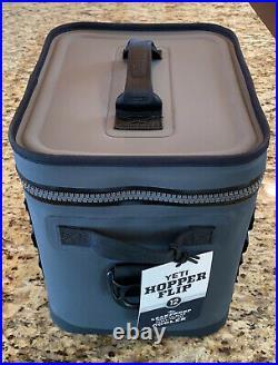 Hopper Flip 12 Soft Cooler Charcoal Free Shipping