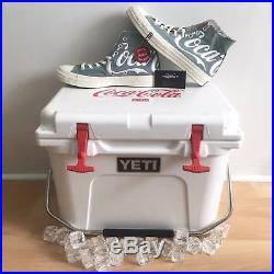 Kith Coca Cola Yeti Cooler Converse Chuck Taylor All Star 70 Friends And Family