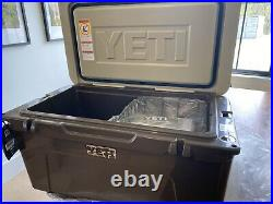 Limited Edition Yeti 65 Tundra Cooler Wetlands Ducks Unlimited Camo