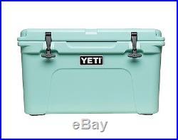 Limited Edition Yeti Tundra 45 qt Seafoam Green Cooler