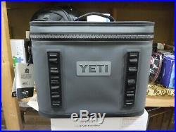 NEW YETI Hopper Flip 18 Cooler (CHARCOAL)