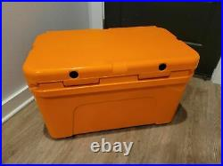 NEW YETI TUNDRA 45 KING CRAB ORANGE COOLER Limited Edition Sold Out Everywhere