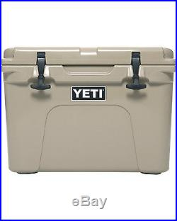 NEW! YETI Tundra 35 qt Cooler, TAN, Brand New FREE SHIPPING