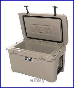 NEW! YETI Tundra 45 qt Cooler Tan YT45T
