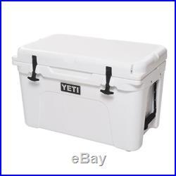 NEW! YETI Tundra 45 qt Cooler WHITE - YT45W
