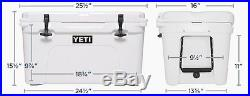 NEW! YETI Tundra 45 qt Cooler White Hard Side Ice Chest YT45W! AUCTION