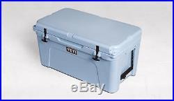 NEW YETI Tundra 65 QT Cooler Hard Side Ice Chest BLUE