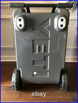 NEW YETI Tundra Haul Charcoal Hard Cooler Discontinued Rare Gray Original Box