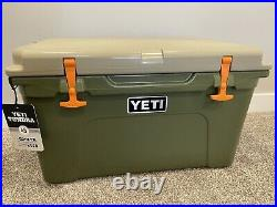 NEW YETI Tundra High Country Hard Cooler NIB Discontinued Rare Color
